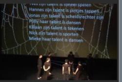 Filmpje van talenten