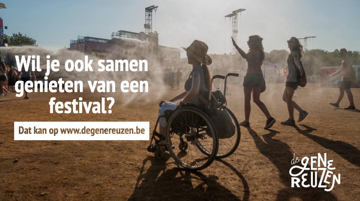 Genereuze festivals